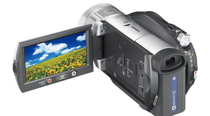 DVD AVCHD Camcorder HDR-UX1.