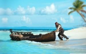 Pirates Of the Caribbean Sea 2: