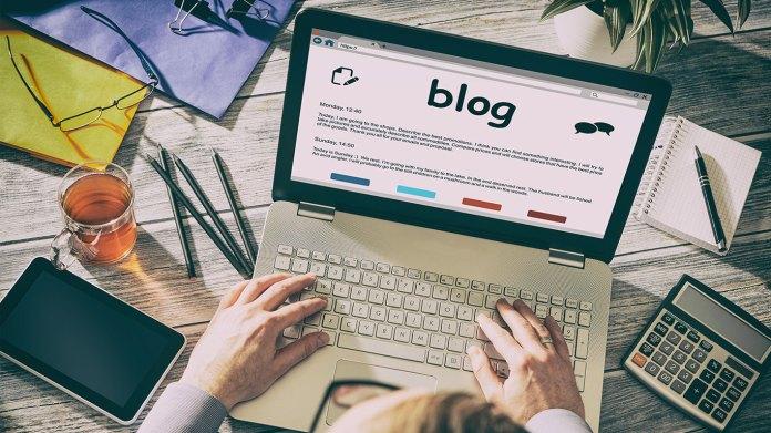 Start Your First Blog