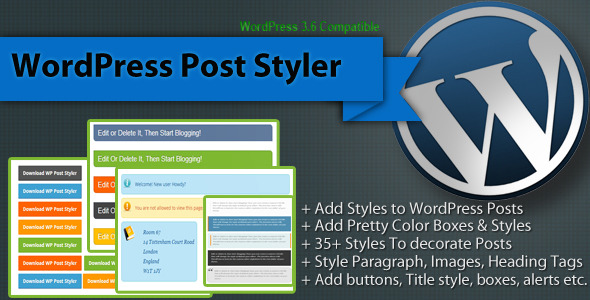 Feed Styler for WordPress