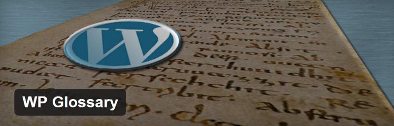 Glossary WordPress Plugin
