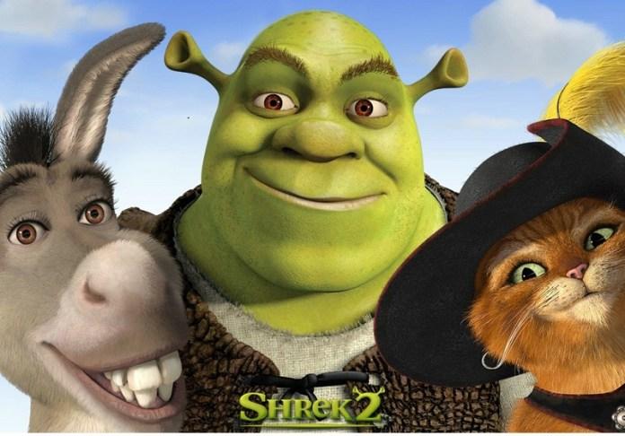 Shrek 3 Posters