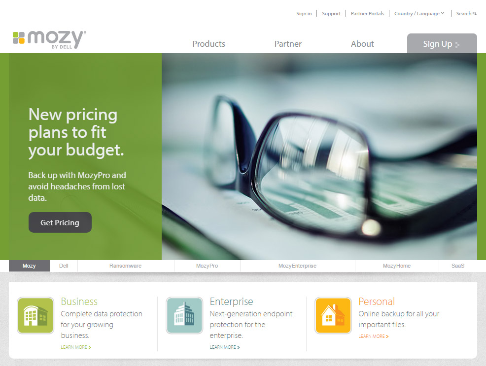 Tiny Startup Mozy Nails Multi-Million Dollar GE Storage Contract