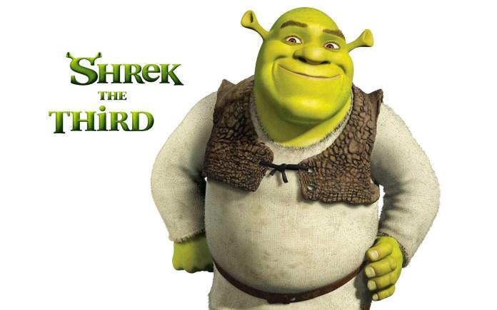 Shrek 3 Hi-Res