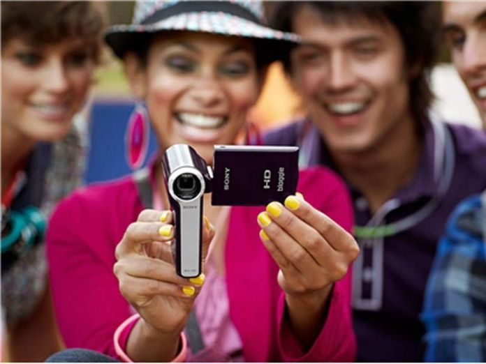 Sony Unveils a New Pocket Camcorder