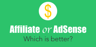 Affiliate Marketing vs. Google Adsense