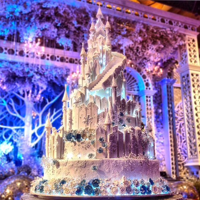 Incredible Wedding Cakes