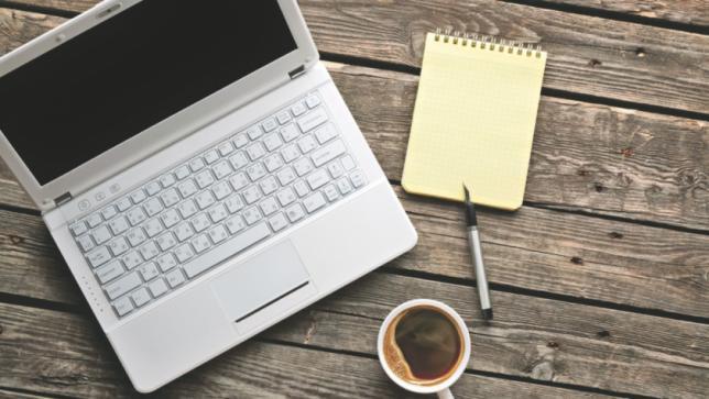 blogger's identity
