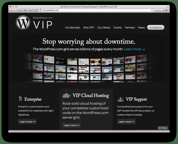 VIP Mate WordPress Theme released