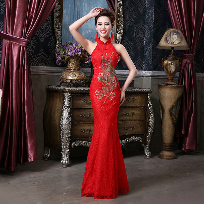 The Collection Of Modern Extraordinary Red Dresses Inspired By