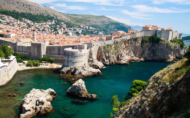 Dubrovnik City in Croatia -02