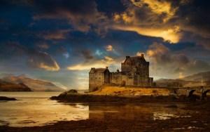 The Eilean Donan Castle- Scotland-01