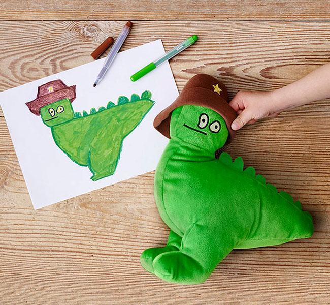 kids-drawings-turned-into-plushies-soft-toys-education-ikea-IV