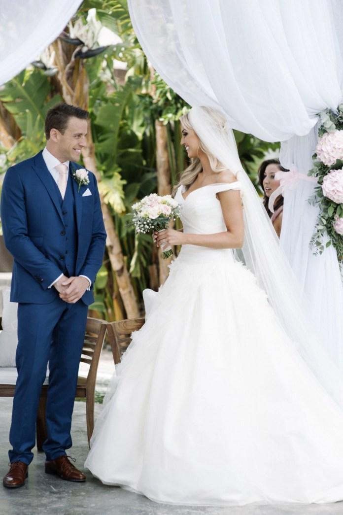 ROSANNA-DAVISON -Wesley-wedding