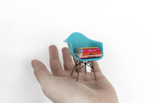 Miniature_Objects_Books_by_Phillip_Nuveen