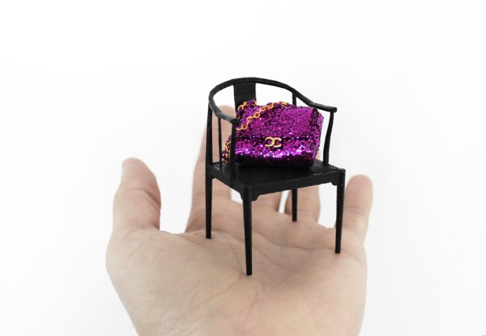 Miniature_Objects_Chair_by_Phillip_Nuveen