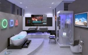 Modern-High-Tech-Bathroom-Design-ideas