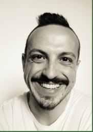 Giulio Rossi italian artist and designer