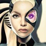 Digital Paintings of Woman by Giulio Rossi