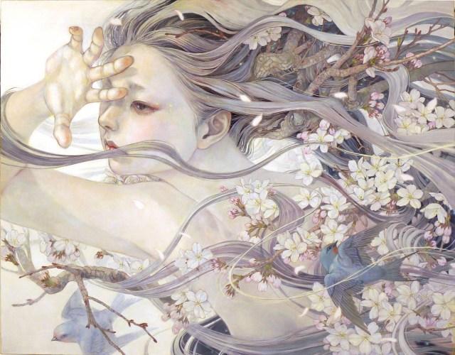 Painting_by_Miho_Hirano