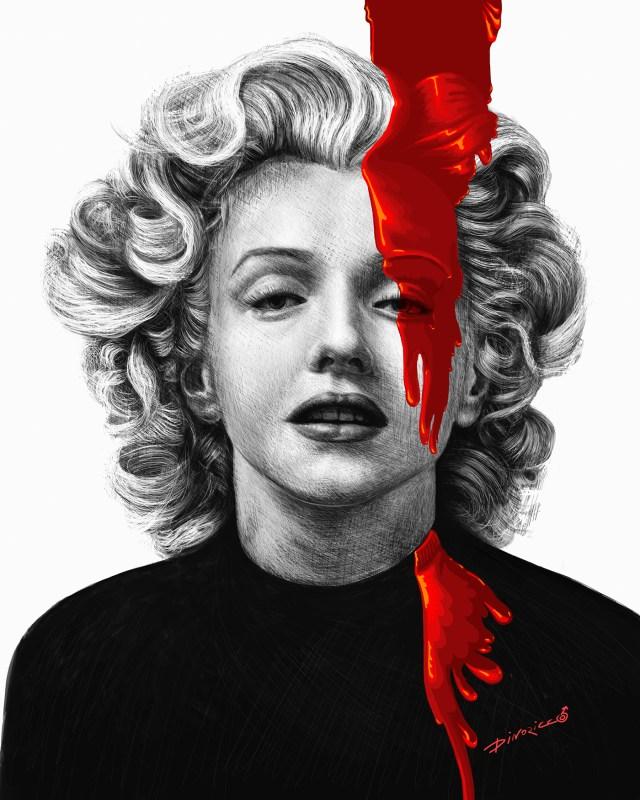 American Masters: Marilyn Monroe by Dinur Alimkulov
