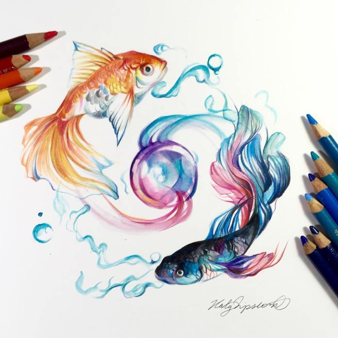 Pencil_Marker_Animal_illustrations_By_Katy_Lipscomb (18)