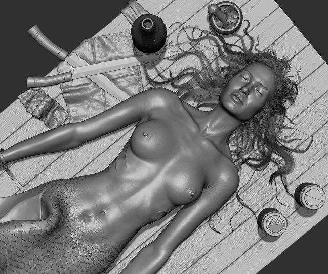 Rocky_Meng_Mermaid_Main_Ingredient_of_Sushi_2