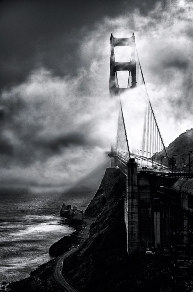 """Golden Gate Bridge"" by KanaPhotography"