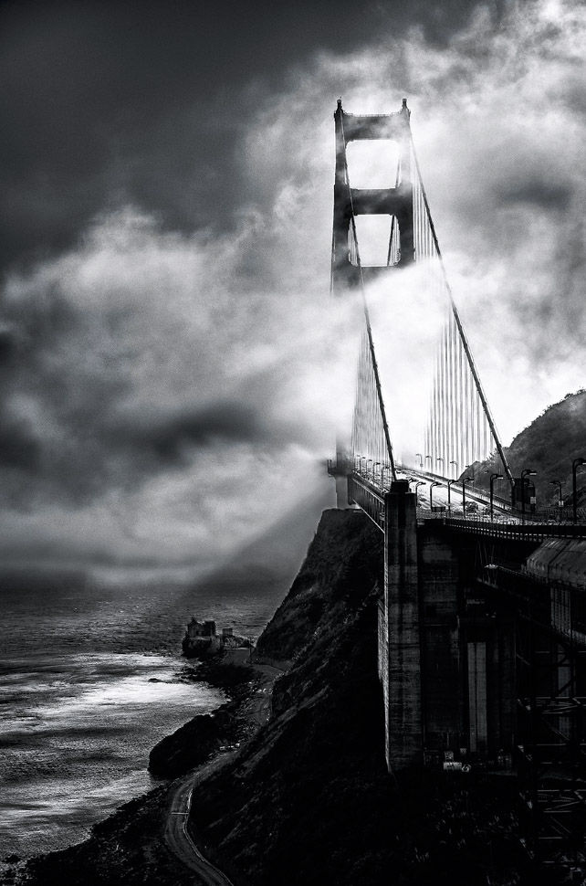 """Golden Gate Bridge"" by KanaPhotography"