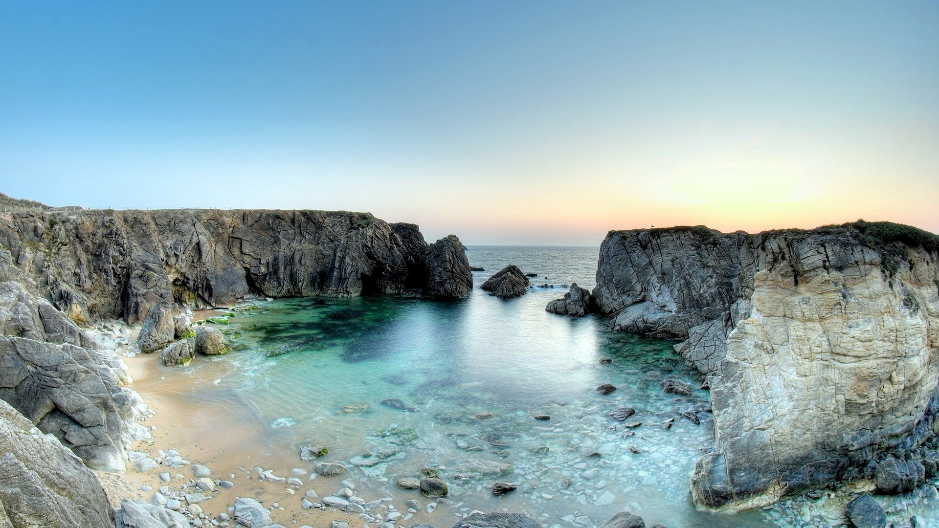 The Collection of Beautiful Coastal Scenery Photographs (7)