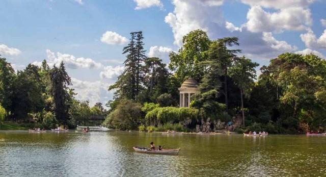 Park Bois de Vincennes