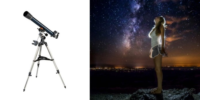 buying a telescope for beginners