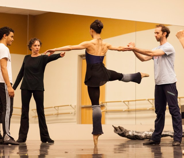Emotions and Motions ballet