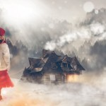 winter-The Art of Photo Manipulation. Techniques and Examples
