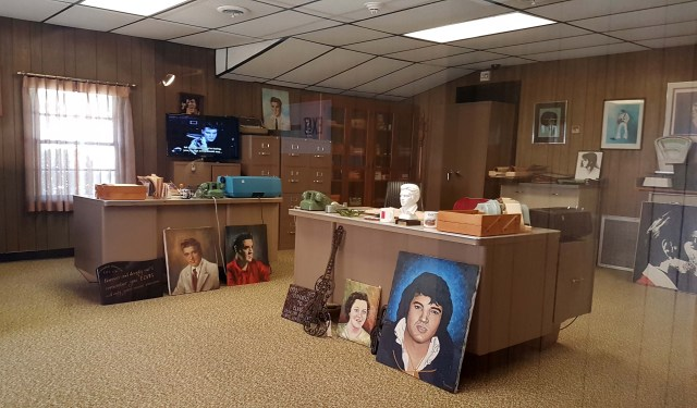 The Office graceland