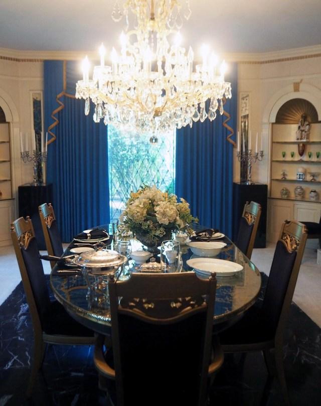 dining room graceland