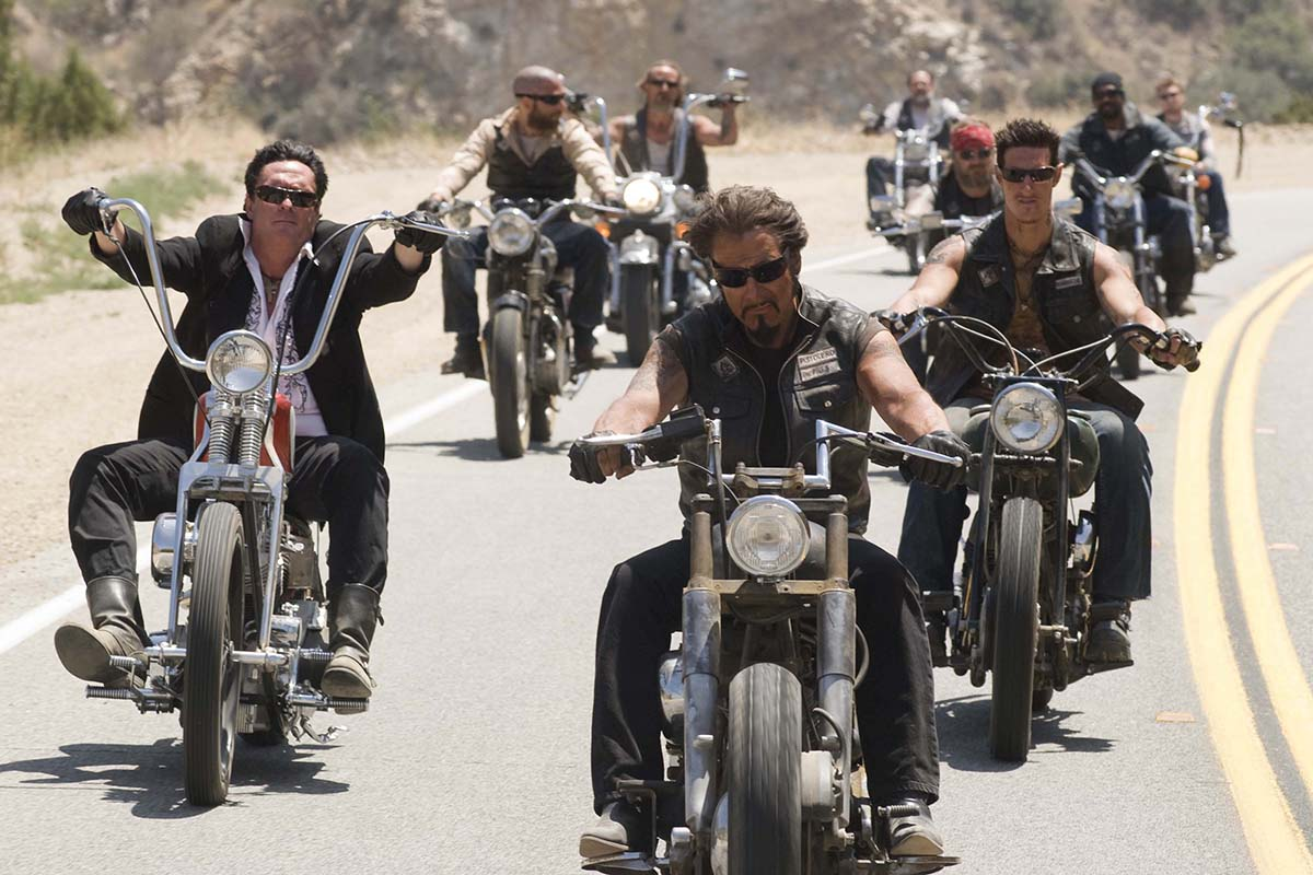 Bikers Wearing a Perfect Leather Motorcycle Vest