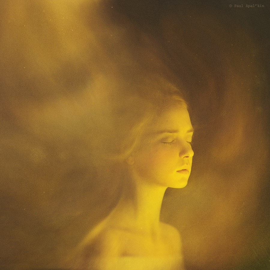 Sensual Portrait Photographs by Pavel Apal`kin