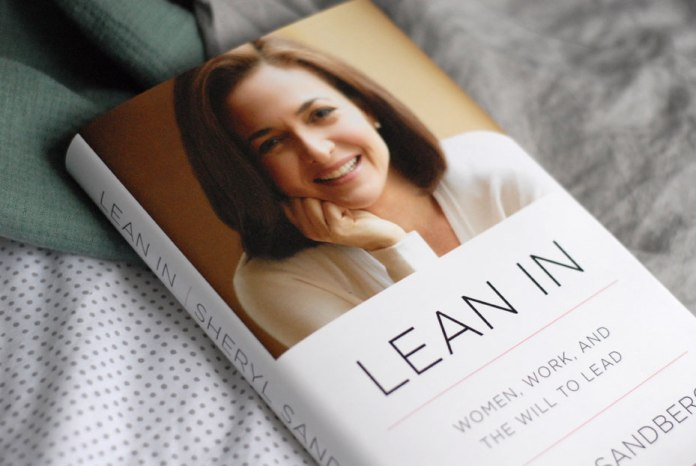Lean In Book Women, Work, and the Will to Lead