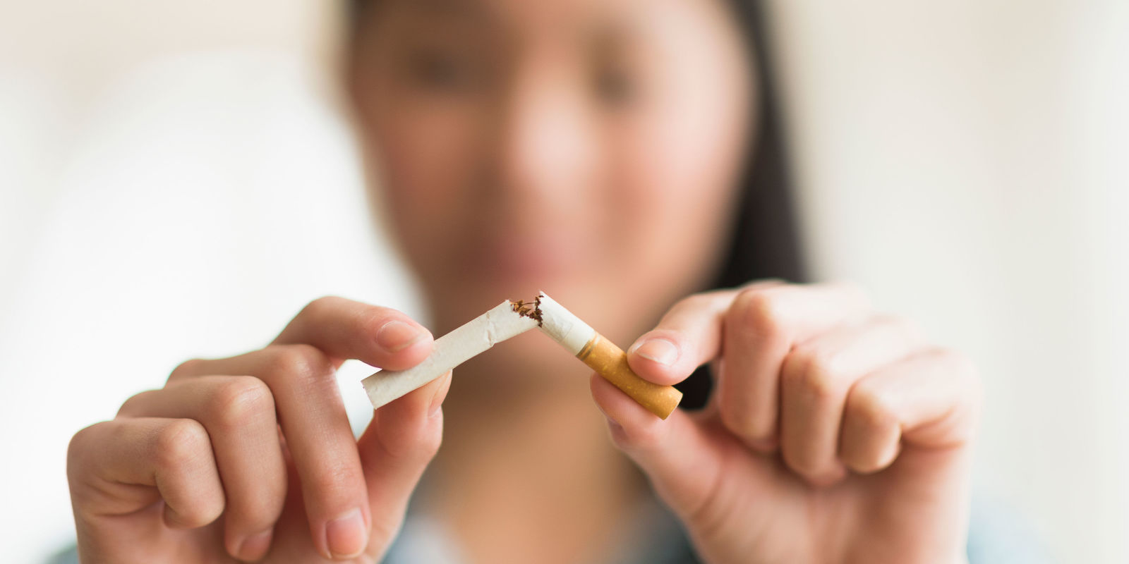 Improvements that Occur When You Quit Smoking Breathe Easier