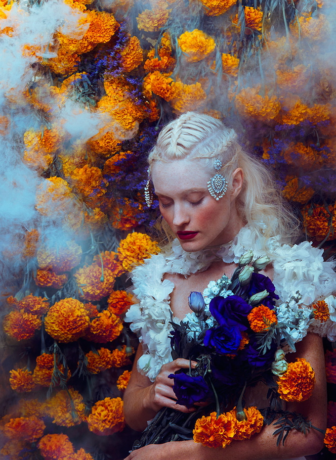 Fashion Photography From Zhang Jingna & Tobias Kwan