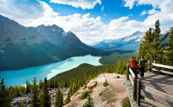 Travel Destinations in Canada.
