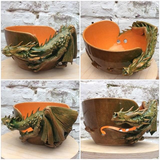 Yarn Bowl_dragon