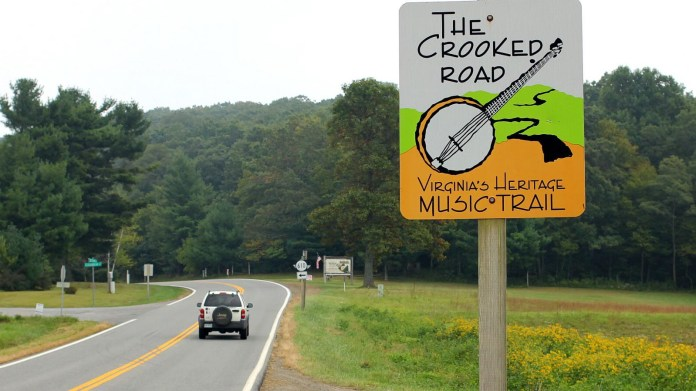 The Crooked Road: Heritage music trail
