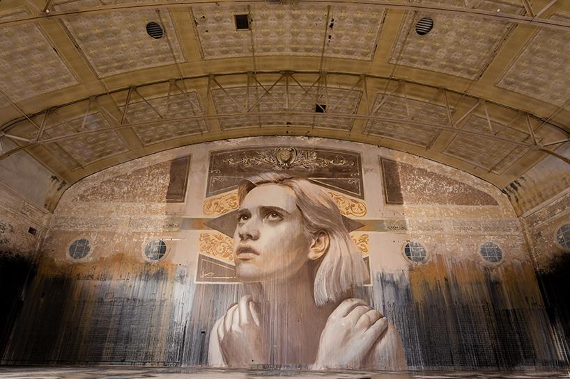 rone-empty-abandoned-buildings-street-art-portraits of women (3)