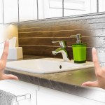 Tips on how to prepare your home for bathroom remodeling.