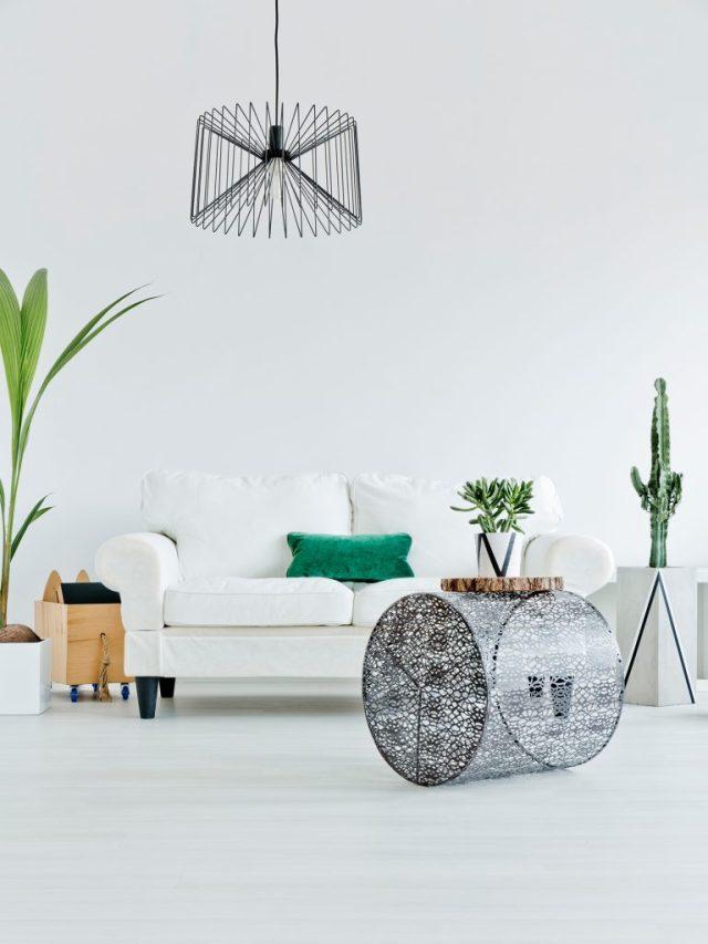 2018 Metal Trends Mixing Metals_Home decor