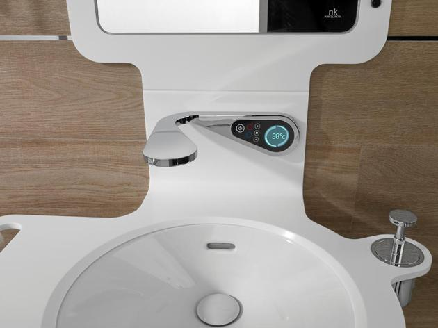 Digital faucets