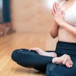 meditating and reflecting