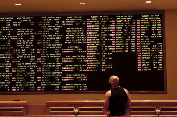 Experts advise-responsible betting.
